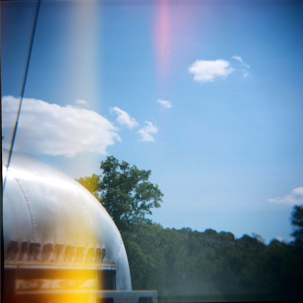 airstream holga photo